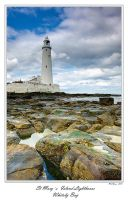 St Marys Lighthouse by pjones747