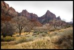The Watchman pre-snow by themobius