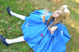 Make A Wish - Chibi Belarus cosplay by CallOfFateAndDestiny