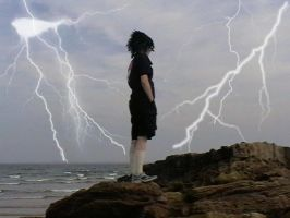 Sasuke Out In A Storm2 by Shippudenpro28