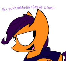 Scootaloo!!! by thedifferentguy