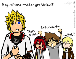 Ventus is Altair by AnotherSasukeFan