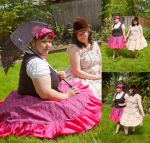 Lolita Sisters by Fearless-Zombie