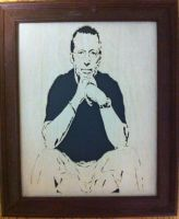 Eric Clapton by 55fish