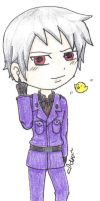 Prussia :PC: by isa-chan16