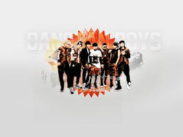 WALLPAPER: BTS by chazzief