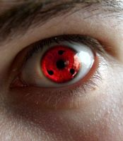 "One more ""Sharingan"" eye... by sylphire"