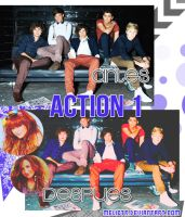 Action 1 by MeliBTR