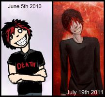 Death The Emo Redux by Dawna-May