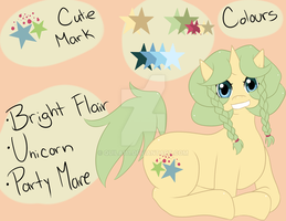 Bright Flair Updated Reference by quila111