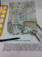 King's College Chapel by moonstone8959