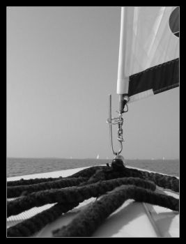 Foredeck by Sailing-club