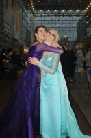 NYC Comic Con 2014 2 by LadyoftheGeneral