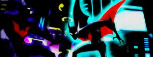 Batman beyond tas part 2 glamour glow by bat123spider