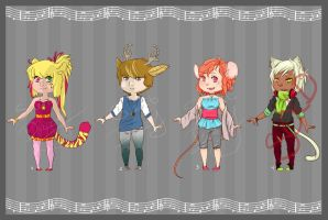 Dizzy Collab OPEN 3 left by Silents-Adoptables