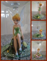 Character Glasses: Tinkerbell by amandas-crafts