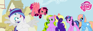 my own pony team by familyof6