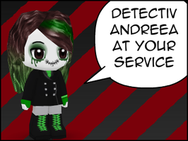 Detectiv Andreea by BAStheVAMPIRE
