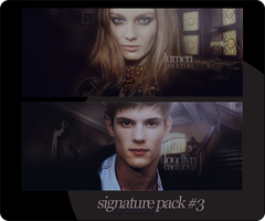 Signature Pack 3 by deNoctem