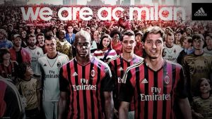 We are AC Milan by pollo0389