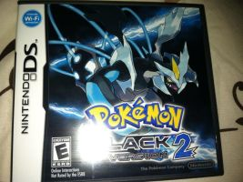 Pokemon Black 2 by metaknight1145