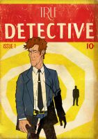 True Detective (pulp edition) by reubendangoor