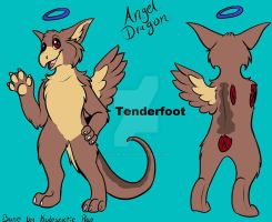 Official Debut-Tenderfoot by CalvinOrca25