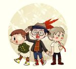 My Animal Crossing humans by vern-argh