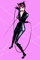 Catwoman by mattytuck