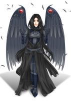 Mechanical Dark Angel II by NeuroticCrow