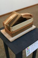 wooden boxes by aurilianalence