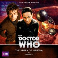 The Story of Martha audiobook cover by Hisi79