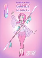 Candy Quartz (Fusion) - Mother by Geminine-nyan