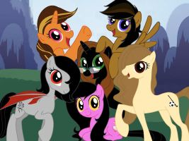 MLP-Friends For Ever...Videos... by LinaPrime