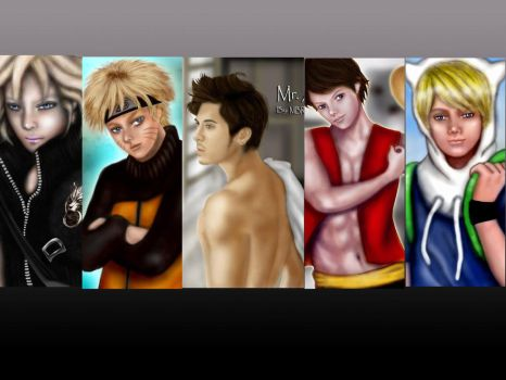 The Boys For Timeline by hellburned04