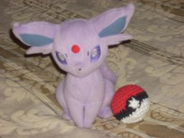 Pokeball Catnip Toy by MamaDoom823