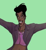 DON'T YOU DISRESPECT ME by CastroRose