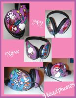 My New Headphones by jennyleighb