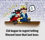 Drunk Vincent - 1 by Dragonlady212