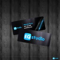 EQ Business Card by Corrny