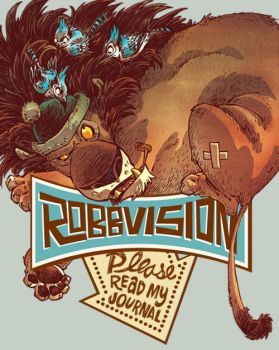 New Deviant ID by RobbVision