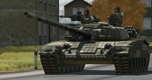 The T-72B is Back in Action by BillyM12345
