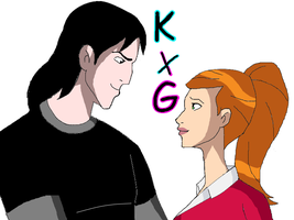 gwevin love by XJose-chanX
