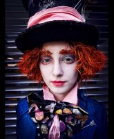 mad hatter by photoplasma