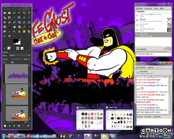 Current Desktop by Candido1225