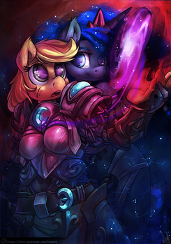 The Magic Within by atryl