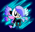 Ombre and Ninh fusion by Ninhawesome10