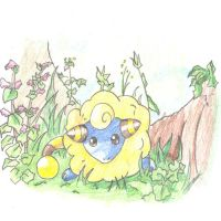 Mareep by Sherra