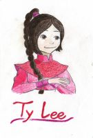 Ty Lee by xMomooh