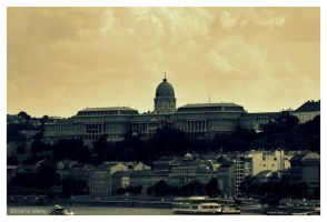 Palace of Budapest by Elessar91